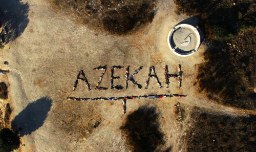 Final Day at Tel Azekah 2013